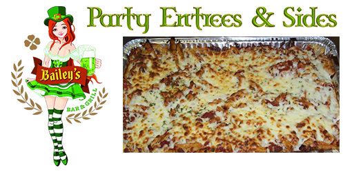 Party Entrees Web